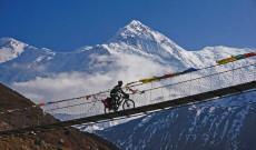 Annapurna Kreidler Test Challenge 2014 (fot. united-cyclists.com)