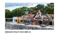 Fragment recenzji roweru Kreidler Vitality Dice 29R 2.0