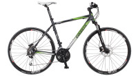 Rower cross Stack 3.0 Shimano XT 27-speed / Disc