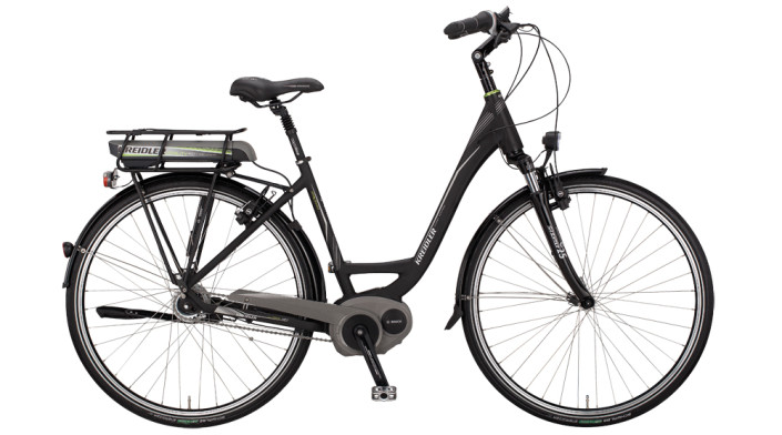 Rower elektryczny Vitality Eco 6 400Wh Shimano Nexus 8-speed / FH / HS11
