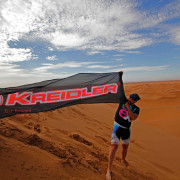 Dach zachodniej Sahary – wydma Chegagea 600 m n.p.m. (fot. united-cyclists.com)