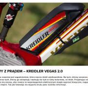 Fragment recenzji roweru Kreidler Las Vegas 2.0 Performance 01