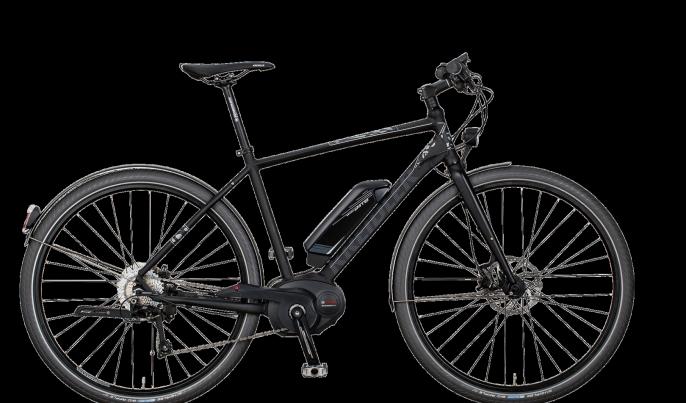 Rower elektryczny Big Blind Performance 400Wh Shimano XT 10-speed