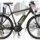 Rower elektryczny Vitality Eco 8 Performance 400Wh Shimano XT 10-speed / Disc