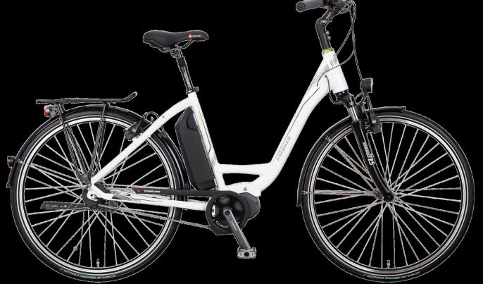 Rower elektryczny Vitality Eco 4 Di2 Shimano Steps 400Wh Shimano Nexus 8-speed FH / HS22