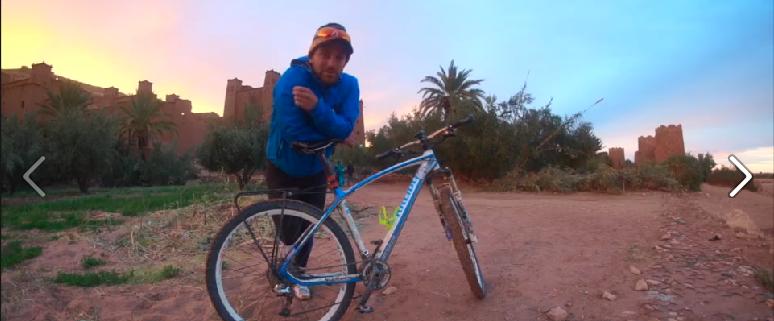 Kreidler Deep Desert Expedition 2015