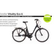 Fragment recenzji roweru Kreidler Vitality Eco 6 H