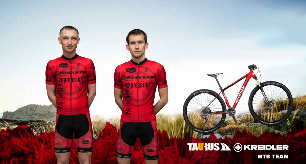 Taurus Kreidler MTB Team 01 (mat. pras.)