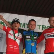 Rafał Nogowczyk 01 - I etap Beskidy MTB Trophy 2016 (fot. archiwum prywatne) FB