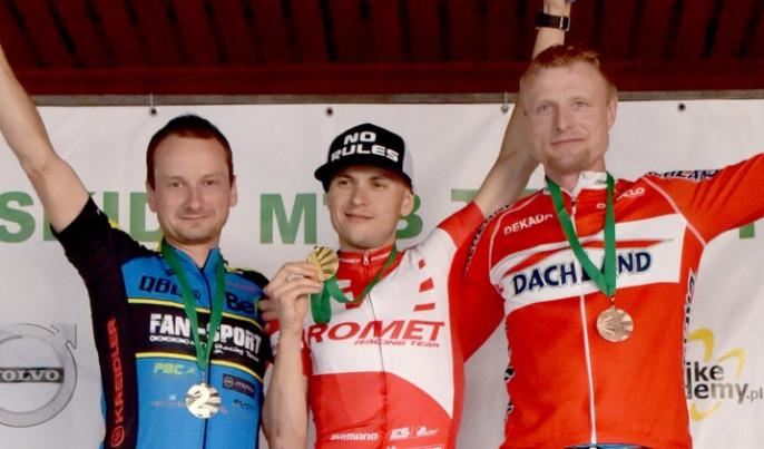 Rafał Nogowczyk - IV etap Beskidy MTB Trophy 2016 (fot. Katarzyna Serafin) FB