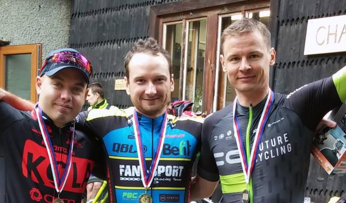 Rafał Nogowczyk - MTB Ludík Tour w Rožnovie pod Radhoštěm 2016 (fot. archiwum prywatne) FB
