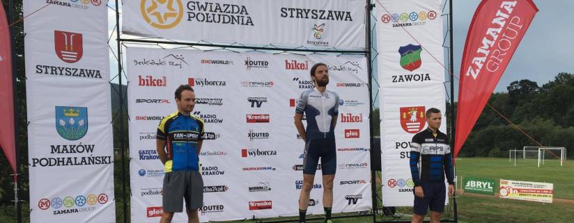 Rafał Nogowczyk 02 - I etap Gwiazda Południa 2016 (fot. Marcin Paprocki) www