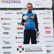 Rafał Nogowczyk - IV etap Gwiazda Południa 2016 (fot. archiwum prywatne) www
