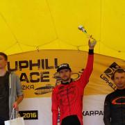 Tomasz Dygacz - Uphill Race Śnieżka 2016 (fot. archiwum prywatne) www