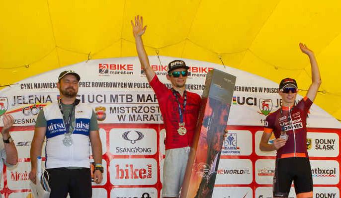 www Tomasz Dygacz 02 - Bike Maraton w Jeleniej Górze 2016 (fot. velonews.pl)