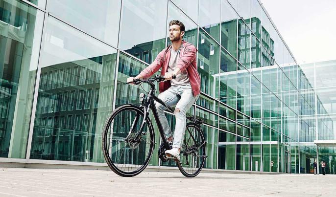 www Jazda rowerem - zdjęcie ilustracyjne