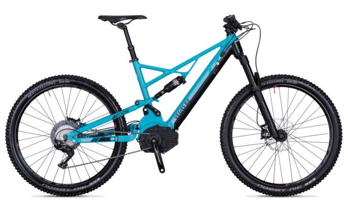 Elektryczny rower górski Kreidler Las Vegas 8.0