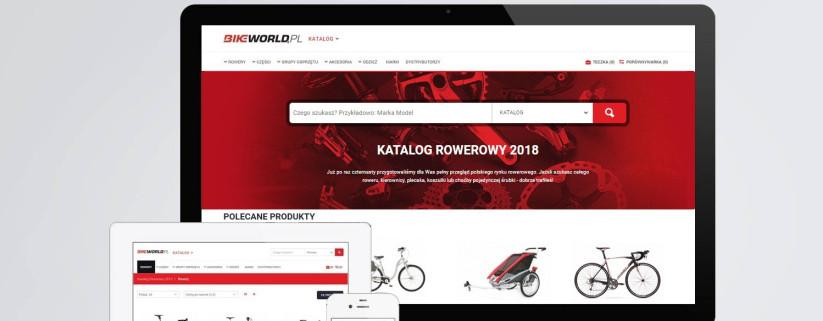 www Katalog rowerowy bikeWorld 2018_informacja prasowa