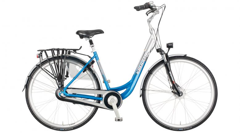 Rower miejski Zaandam Eco