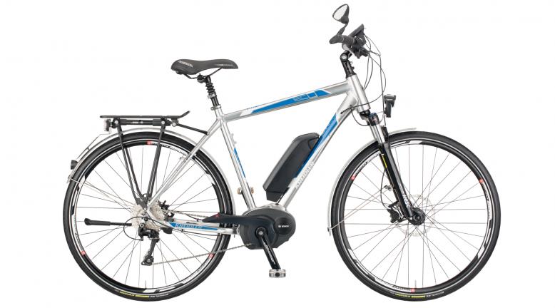 Rower elektryczny Vitality Select 45 Km/h Shimano XT-10-speed 400Wh