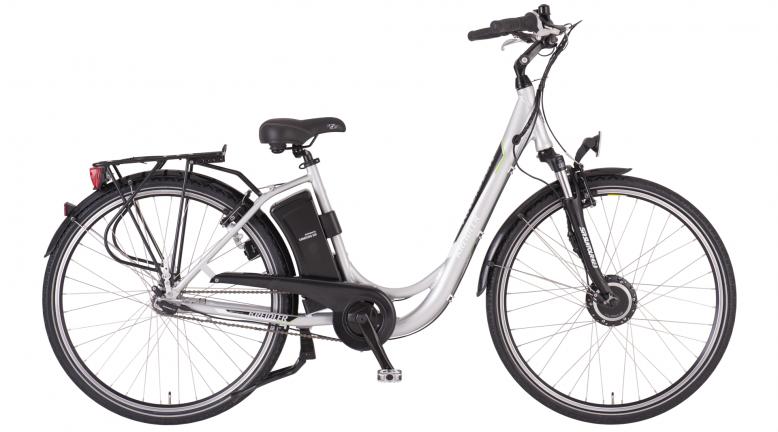 Rower elektryczny Vitality