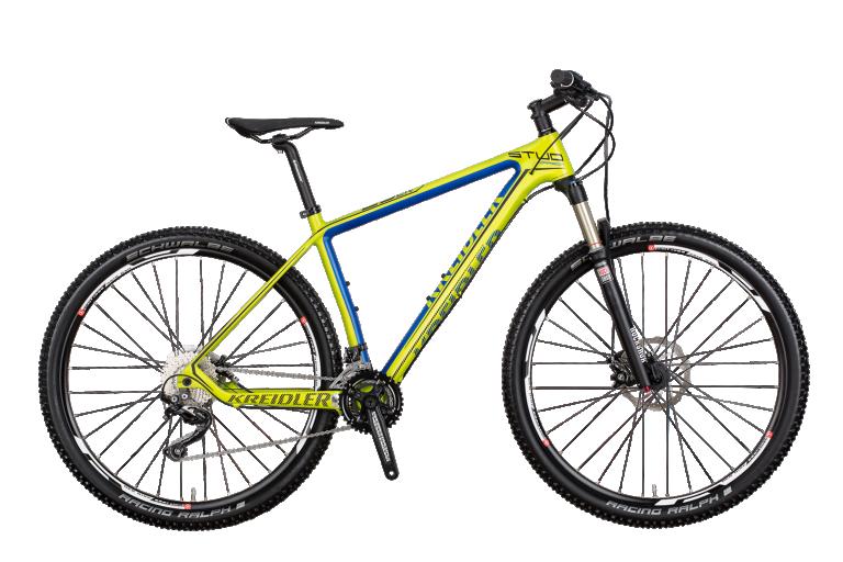 Kreidler Stud 29er Carbon 2.0 Shimano SLX 2x10/ Disc - rower górski