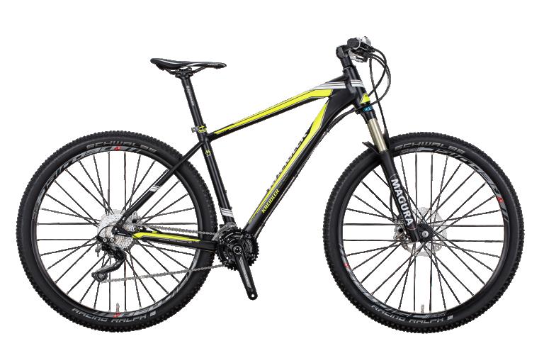 Kreidler Dice SL 29er 3.0 Shimano XT 2x10 / Disc - rower górski