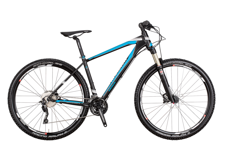 Kreidler Dice SL 29er 2.0 Shimano SLX 3x10 / Disc - rower górski