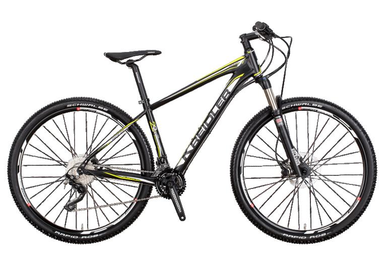 Kreidler Dice 29er 7.0 Shimano XT 3x10 / Disc - rower górski