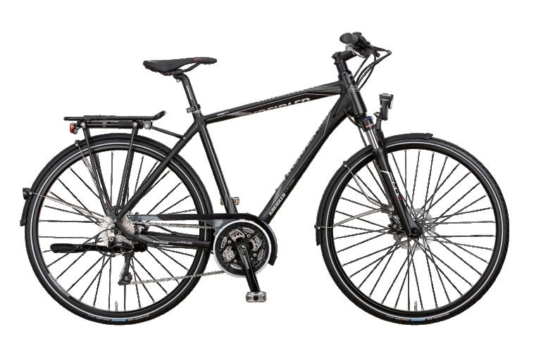 Kreidler Raise RT8 Shimano XT 30-Speed / Disc - rower trekkingowy