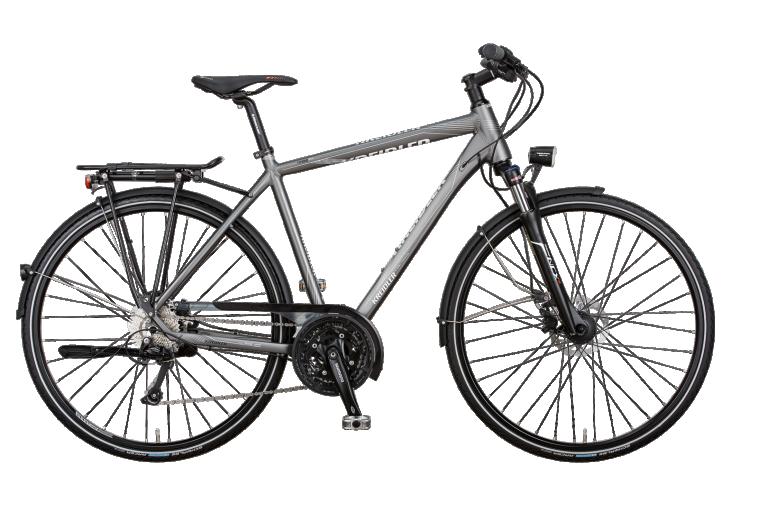 Kreidler Raise RT7 Shimano Deore 30-Speed / Disc - rower trekkingowy