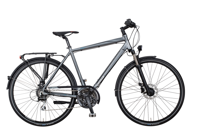 Kreidler Raise RT5 Shimano Acera 24-Speed / Disc - rower trekkingowy
