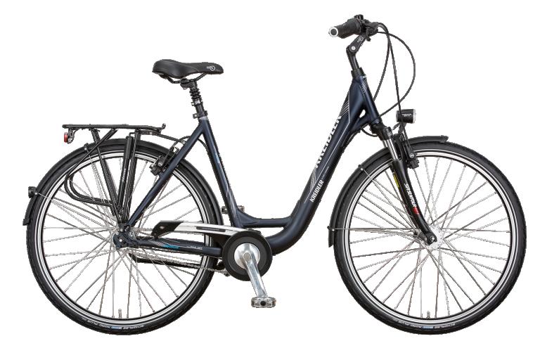 Kreidler Raise RT Plus Shimano Nexus 7-Speed CB / HS11 - rower trekkingowy