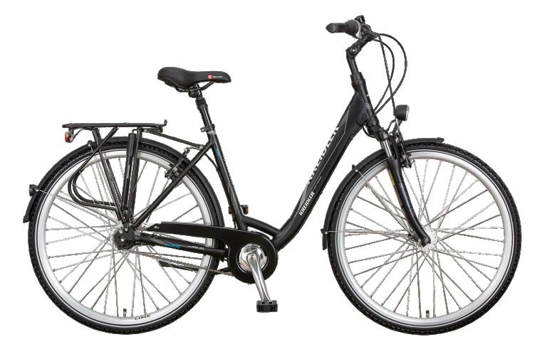 Kreidler Raise RT4 Shimano Nexus 8-Speed CB - rower trekkingowy
