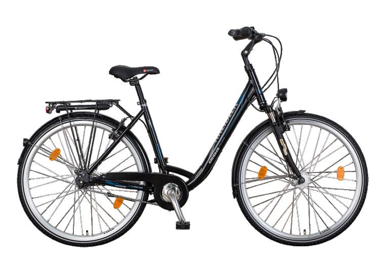 Kreidler Raise RT2 Shimano Nexus 7-Speed RT - rower trekkingowy