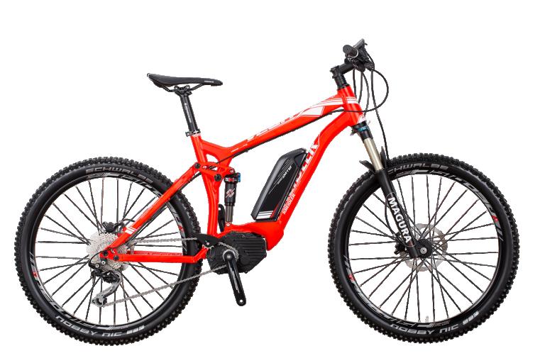Kreidler Las Vegas 1.0 Performance CX 500Wh Shimano Deore 10-speed / Disc  - Rowery elektryczne