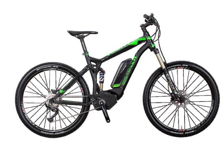 Kreidler Las Vegas Performance CX 400Wh Shimano Alivio 9-speed / Disc  - Rowery elektryczne