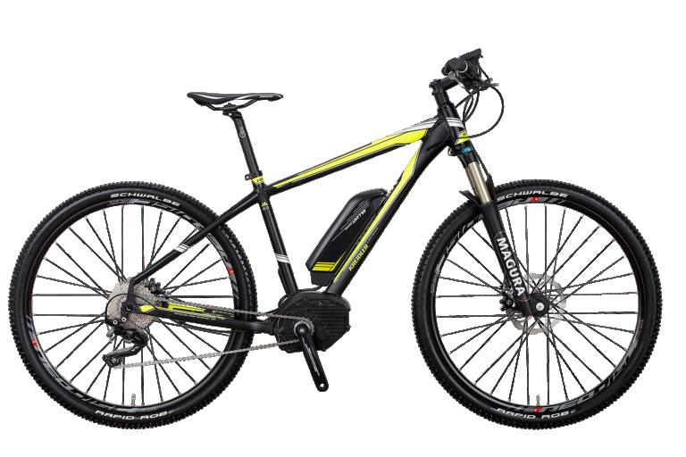 Kreidler Vitality Dice 29er 2.0 Performance 500Wh Shimano XT 10-speed / Disc  - Rowery elektryczne