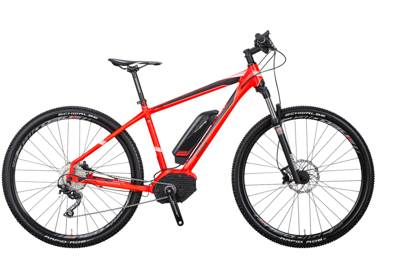 Kreidler Vitality Dice 29er 1.0 Performance 500Wh Shimano Deore 10-speed / Disc  - Rowery elektryczne