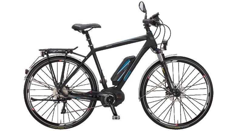 Kreidler Vitality Select Performance Speed 400Wh Shimano XT 10-Gang / Disc  - Rowery elektryczne