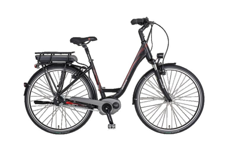 Kreidler Vitality Eco 6 Di2 Active 400Wh Shimano Nexus 8-speed FH / HS22  - Rower elektryczny