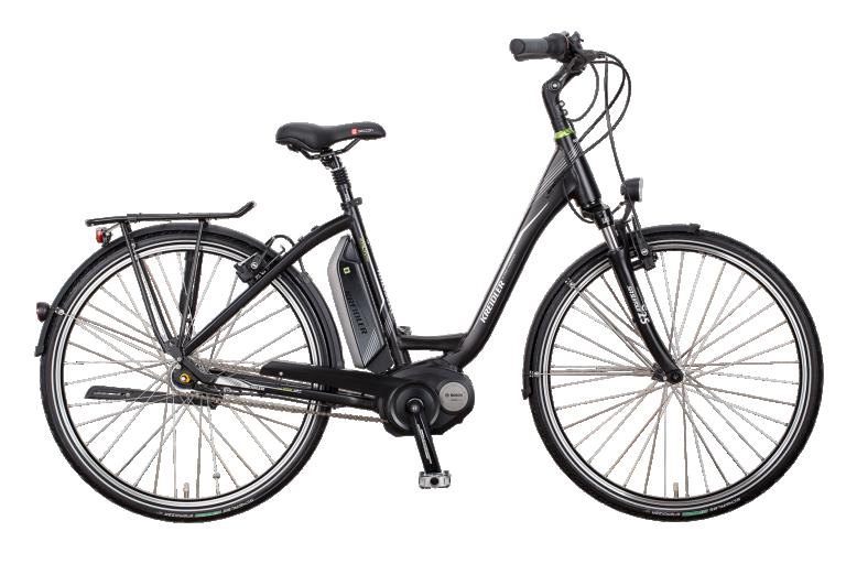 Kreidler Vitality Eco 3 Active 400Wh Shimano Nexus 7-speed FH / HS22 - Rower elektryczny