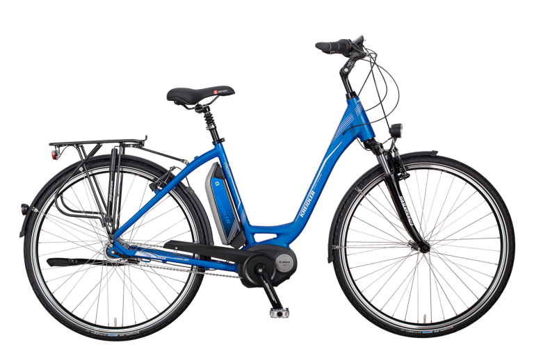 Kreidler Vitality Eco 2 Active 400Wh Shimano Nexus 7-speed CB  - Rower elektryczny