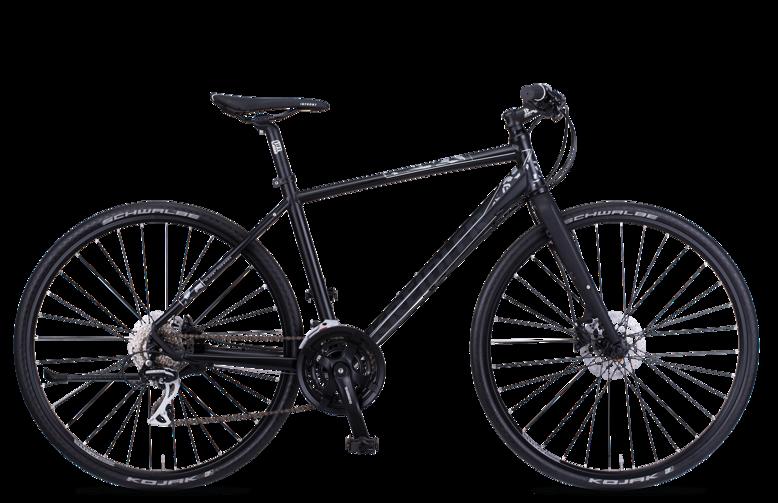 Kreidler Small Blind 1.0 - Shimano Acera 24-biegów / Disc - rower trekkingowy