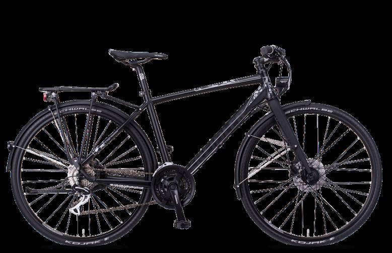 Kreidler Small Blind 1.0 EQ - Shimano Acera 24 biegów / Disc - rower górski