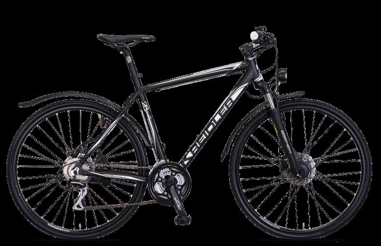 Kreidler Stack 2.0 EQ - Shimano Acera 24-biegów / Disc - rower górski