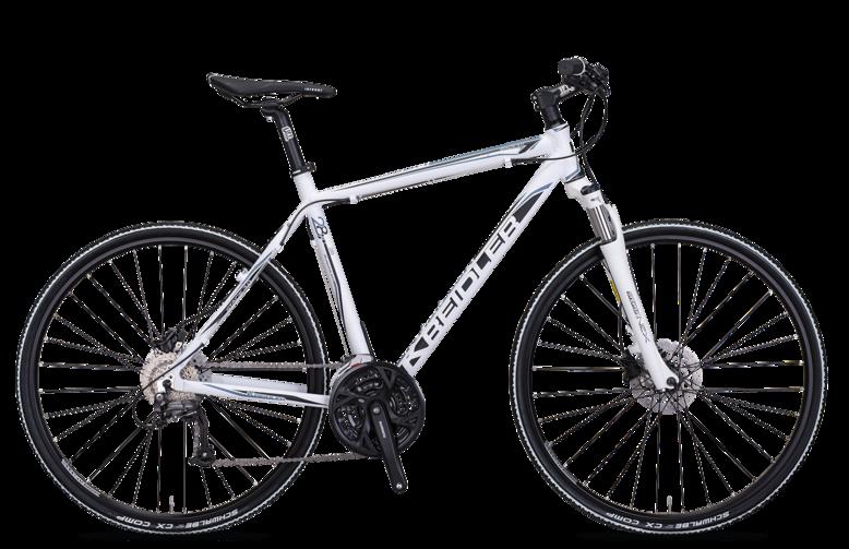 Kreidler Stack 3.0 EQ - Shimano Altus 27-biegów / Disc - rower górski