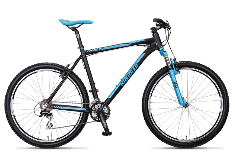 Kreidler Dice 2.0 - Shimano Acera 21-biegów / V-Brake - rower górski