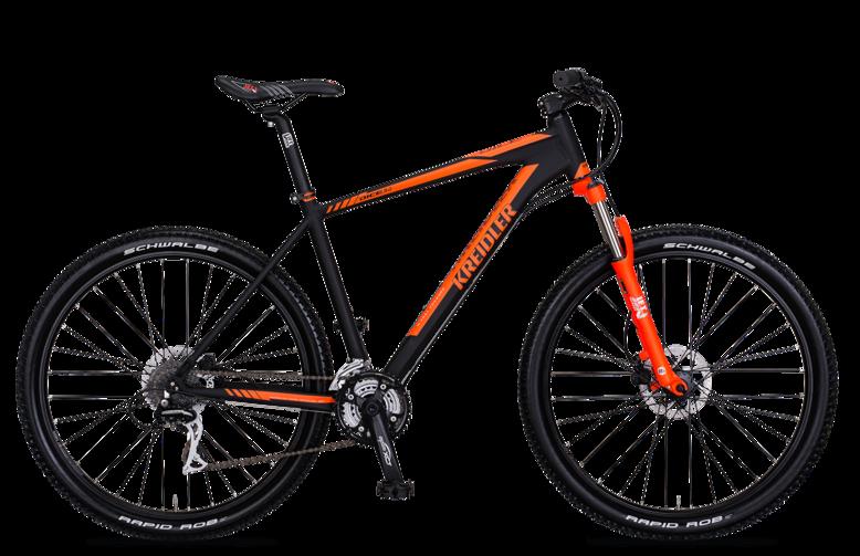Kreidler Dice 3.0 - Shimano Acera 21-biegów / Disc - rower górski