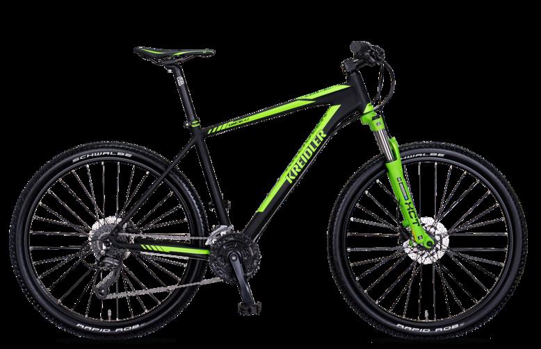 Kreidler Dice 4.0 - Shimano Altus 27-biegów / Disc - rower górski